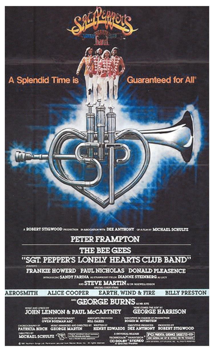 Sgt.Pepper poster
