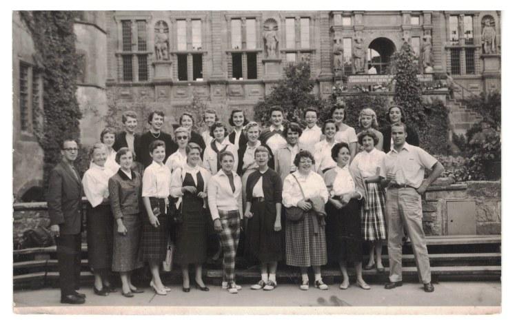 1957 - Tour Group