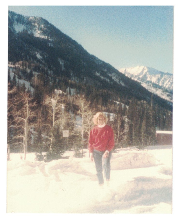 1987 Skiing
