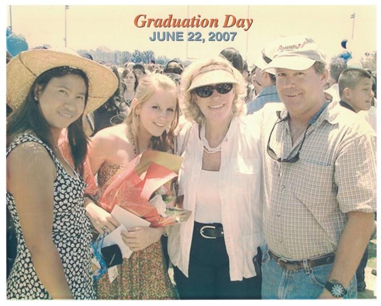 2007 Jamie graduation