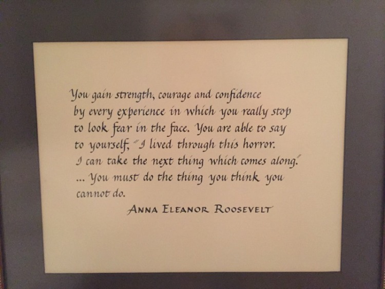 Eleanor Roosefelt quote