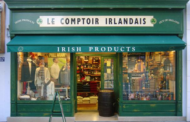 Le Comptoir Irlandais 2