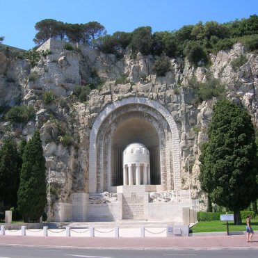 wwi monument nice france