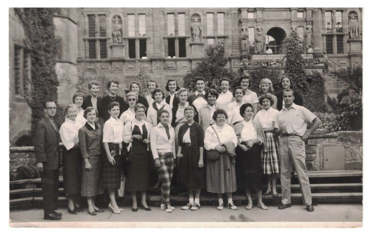 1957 - Tour Group