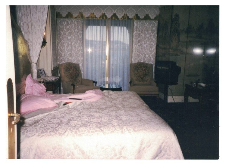 1997 Room at Negresco