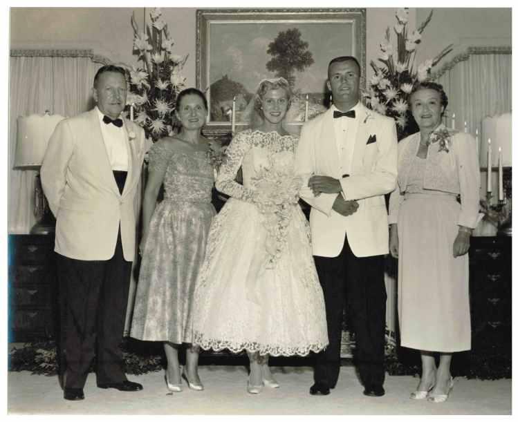Grandparents 8-17-1957