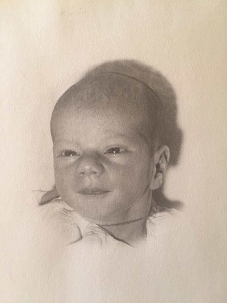 Steve as Baby