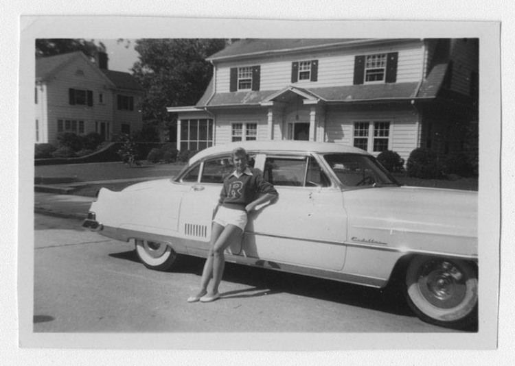 janet an Cadillac